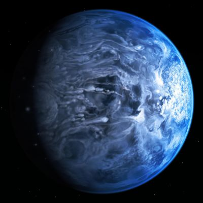 Maapallo kuvattuna avaruudesta