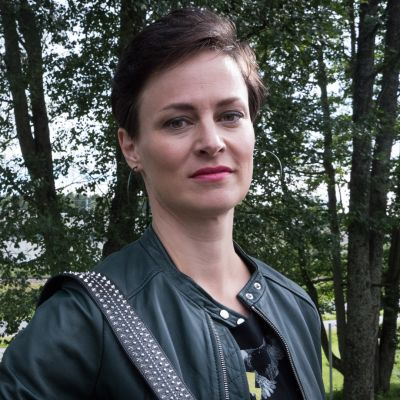 Maija Helminen Uusi Päivä -sarjasta.