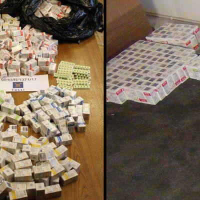 Pirkanmaalaisten liikemiesten maahantuomia Dopingaineita