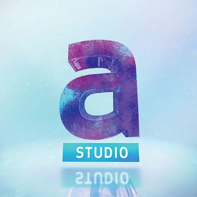 A-STUDIO logo.