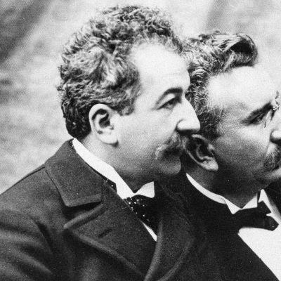 Auguste ja Louis Lumière