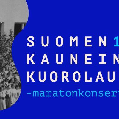 20 kuoroa laulaa Suomen sata kauneinta kuorolaulua Jyväskylän Norssilla lauantaina 7.10 kello 14-20.