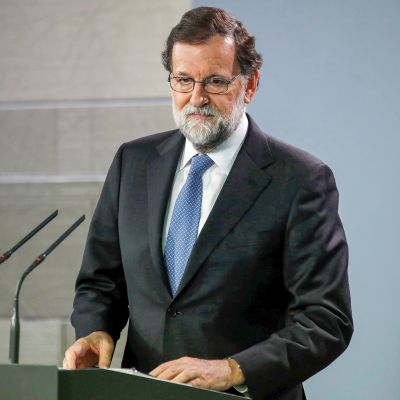 Espanjan pääministeri Mariano Rajoy