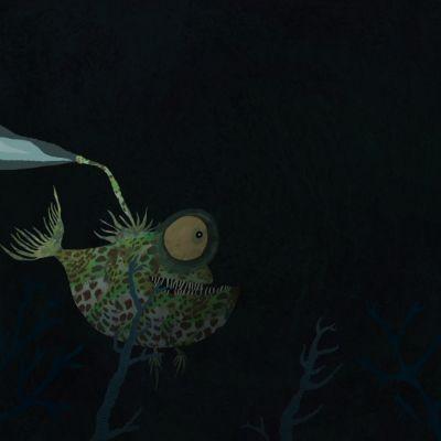 celansetten, animationsbild ur Linda Bondestams illustration