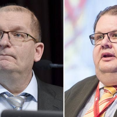 Riku Aalto ja Turja Lehtonen