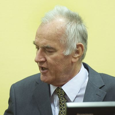 Entinen serbikomentaja Ratko Mladic saa tänään tuomionsa Haagissa