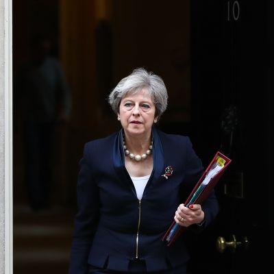 Pääministeri Theresa May