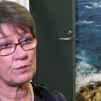 Avain Asumisoikeus Oy:n toimitusjohtaja Maarit Toveri.
