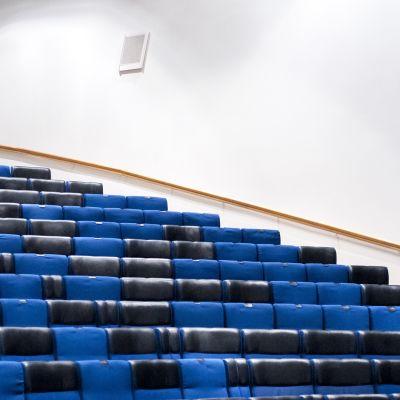 Jyväskylän kaupunginteatterin katsomo