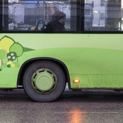 Jyväskylän joukkoliikenteen linja-auto