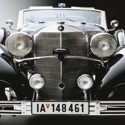 Hitlerin Mercedes-Benz 770K Grosser