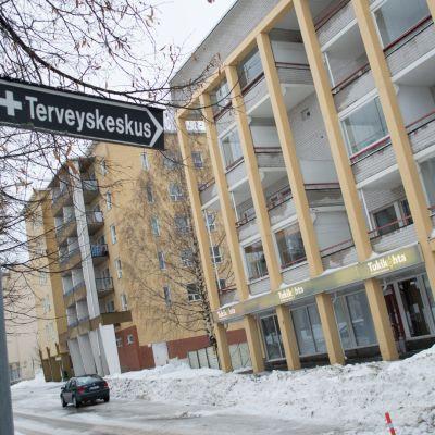 Petosen kaupunginosa Kuopiossa