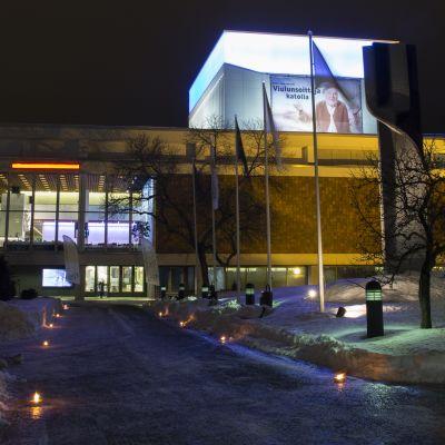 Kuopion kaupunginteatteri.