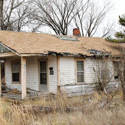 Ränsistynyt talo