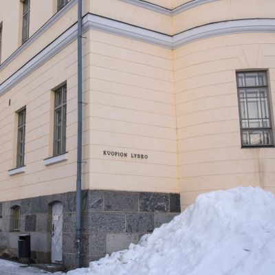 Kuopion Lyseo.