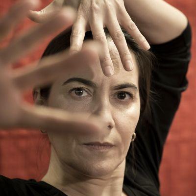Flamencon tanssija.