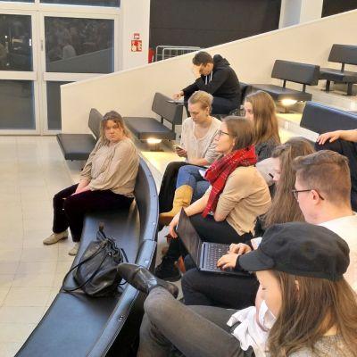 Anna-Kaisa Ikonen selvittää johtosääntöä yliopistoväelle