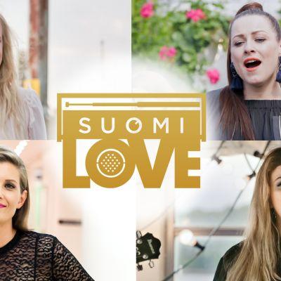 Ellinoora, Erin, Laura Närhi ja Haloo Helsinki esiintyvät SuomiLOVEn 4. kauden päätöskonsertissa.