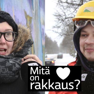 Yle Uutiset Pirkanmaa: Mitä rakkaus on? Suomalaiset kertovat