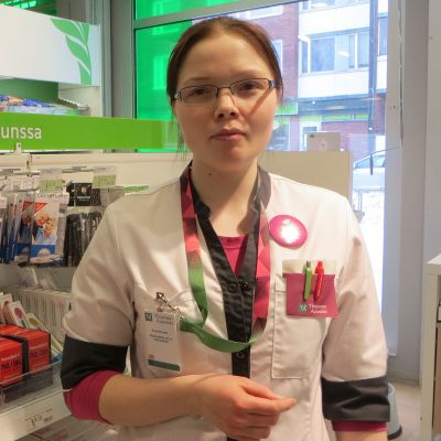 Proviisori apteekissa