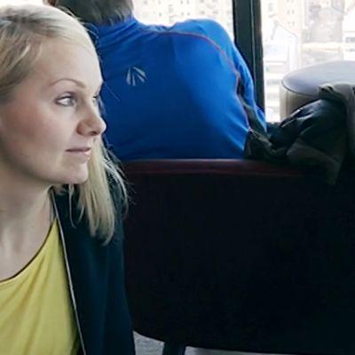 Kati Vasell ja Johanna Lahtinen