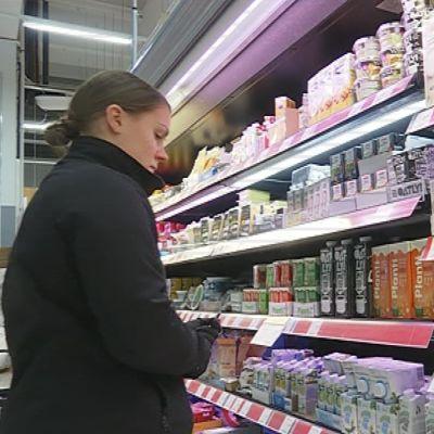 Kauratuotteet ovat vallanneet hyllytilaa suomalaisissa kaupoissa.