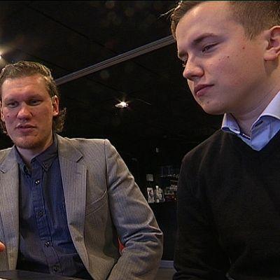 Jaakko Ruusunen ja Eero Kemppi