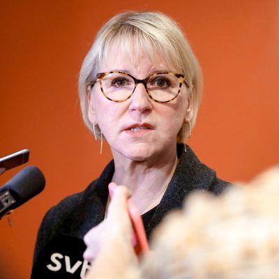 Margot Walström