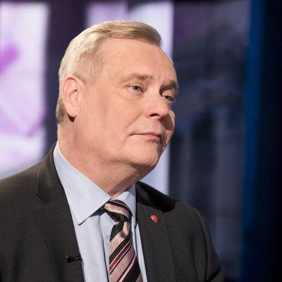 Antti Rinne, pääministerioppilas.