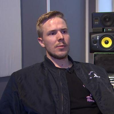 Producenten och DJ:n Rony Rex diskuterar hälsa inom musikindustrin.