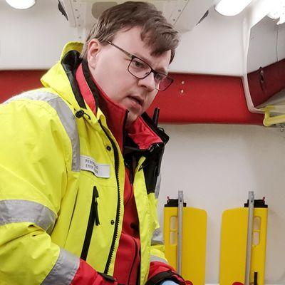 Erik Lydén
