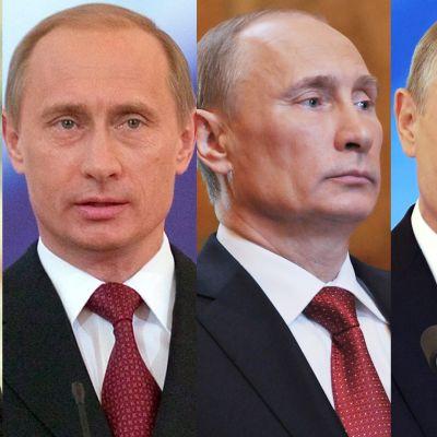 Putin astui presidentin virkaan neljännen kerran