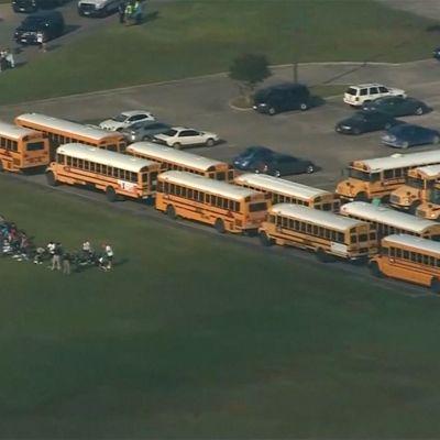 Useita kuollut kouluammuskelussa Texasissa
