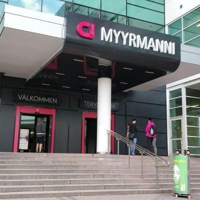Myyrmannin ostoskeskus