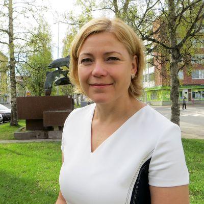 Europarlamentaarikko Henna Virkkunen