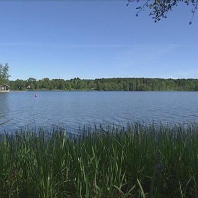 Katumajärvi Hämeenlinnassa