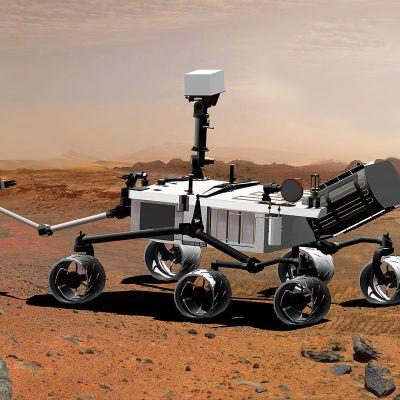 Onko Nasa löytänyt Marsista elämää?