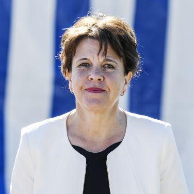 Ulkopoliittisen instituutin johtaja Teija Tiilikainen.