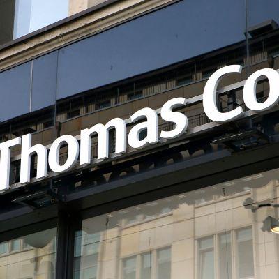Thomas Cookin uusi logo.