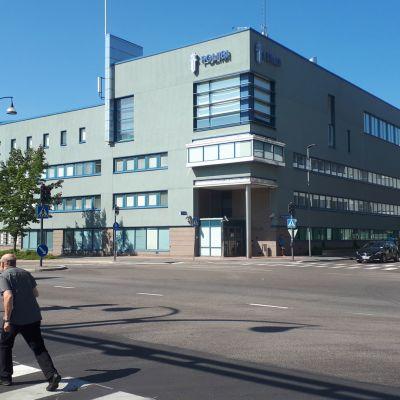 Jyväskylän poliisitalo.