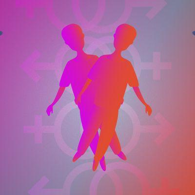 Genderfluid törmää elämässään valintoihin, joissa sukupuolisuus korostuu.