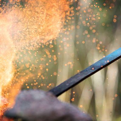 Suomesta löydetty paljon viikinkiajan miekkoja