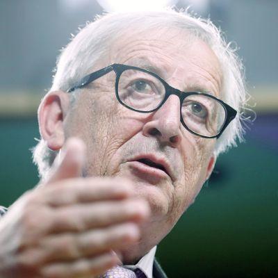 Unionin tila -puhe Euroopan parlamentista