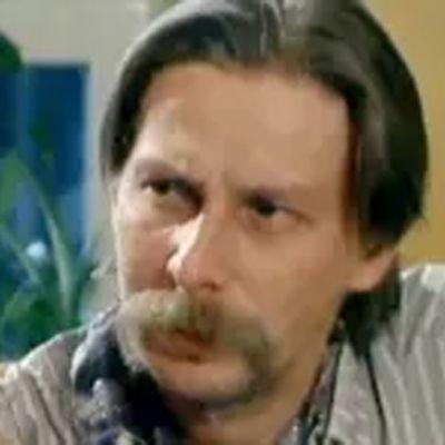 Näyttelijä Matti Pellonpää