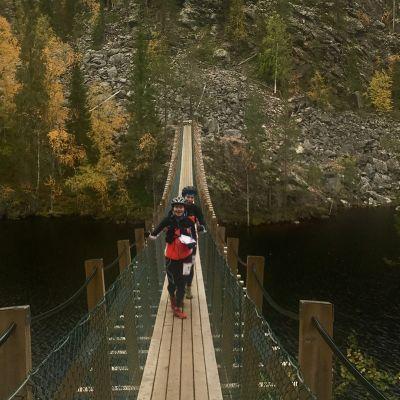 Hossa kansallispuisto Lost in Kainuu ulkoilu Julma-Ölkky