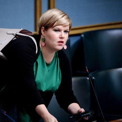 Perheministeri Saarikko kertoo, miten koulukotien lapset saavat äänensä kuuluviin