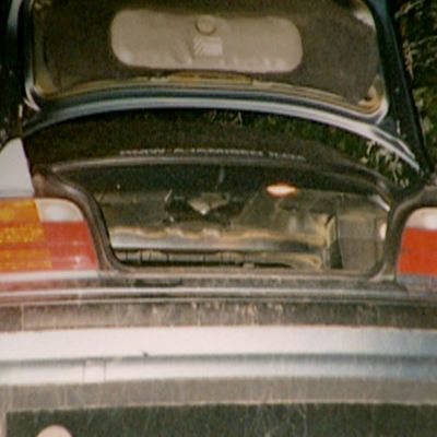 BMW-merkkinen henkilöauto