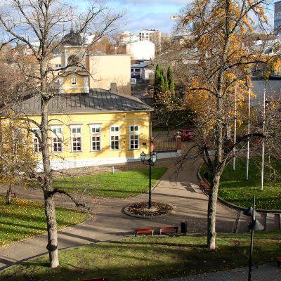 Seurakuntakeskus ja RaatihuoneLappeenranta