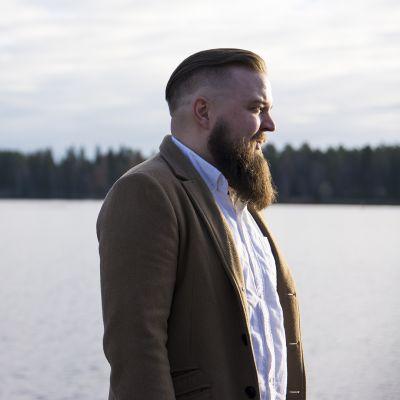 Pölkky Oy:n Kajaanin pääluottamusmies Sasu Paavola