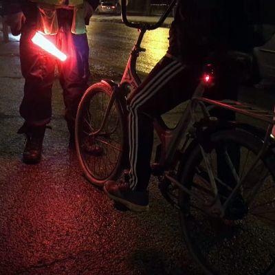 Poliisi valvoo pyöräilijöitä lähiviikkoina tehostetusti.